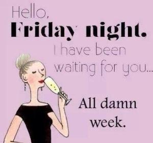 Fijn weekend allemaal!