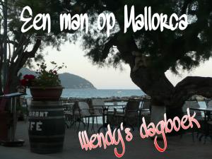 Wendy Louise, Een man op Mallorca, Uitgeverij Wens Boeken