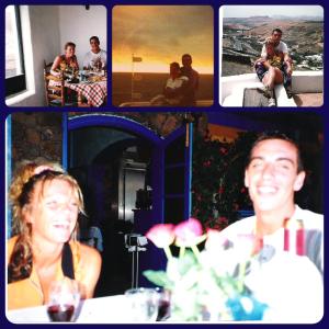 Mallorca, Wendy Louise, Een man op Mallorca