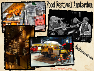 Food Festival, Amsterdam, RAI, Wendy Louise