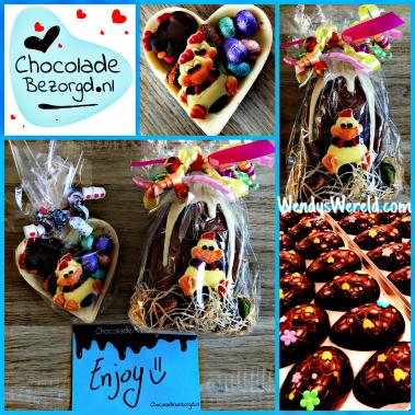 Wendy Louise, blog, Chocoladebezorgd.nl