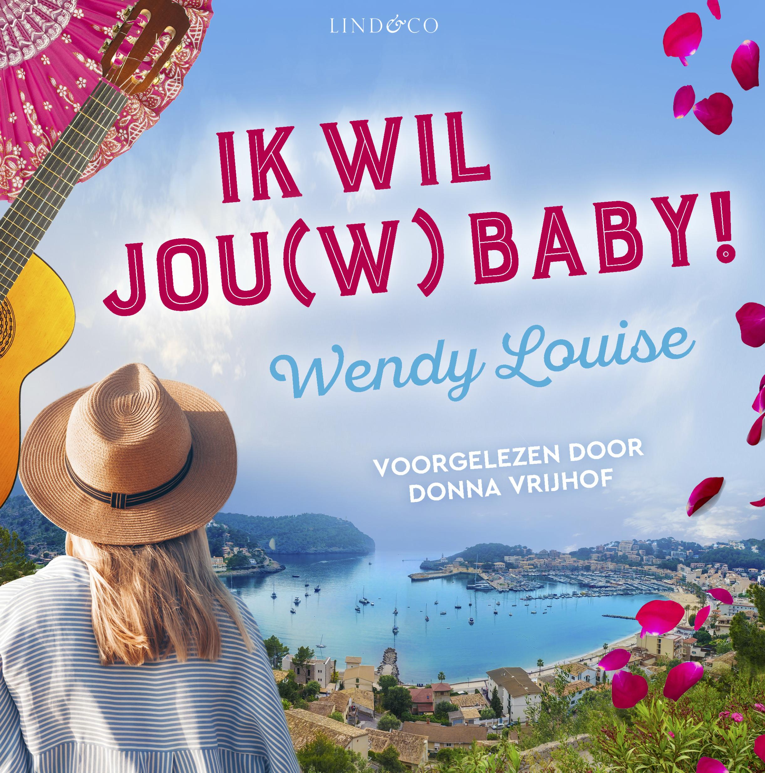 Wendy Louise, Ik wil jouw baby, Storytel, bestseller Kobo Plus, luisterboek, audioboek